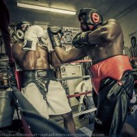 BOXING SHOOT – I