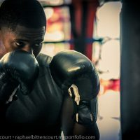 BOXING SHOOT – II – PORTRAITS