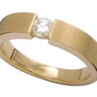 anel-brilhante-ouro amarelo